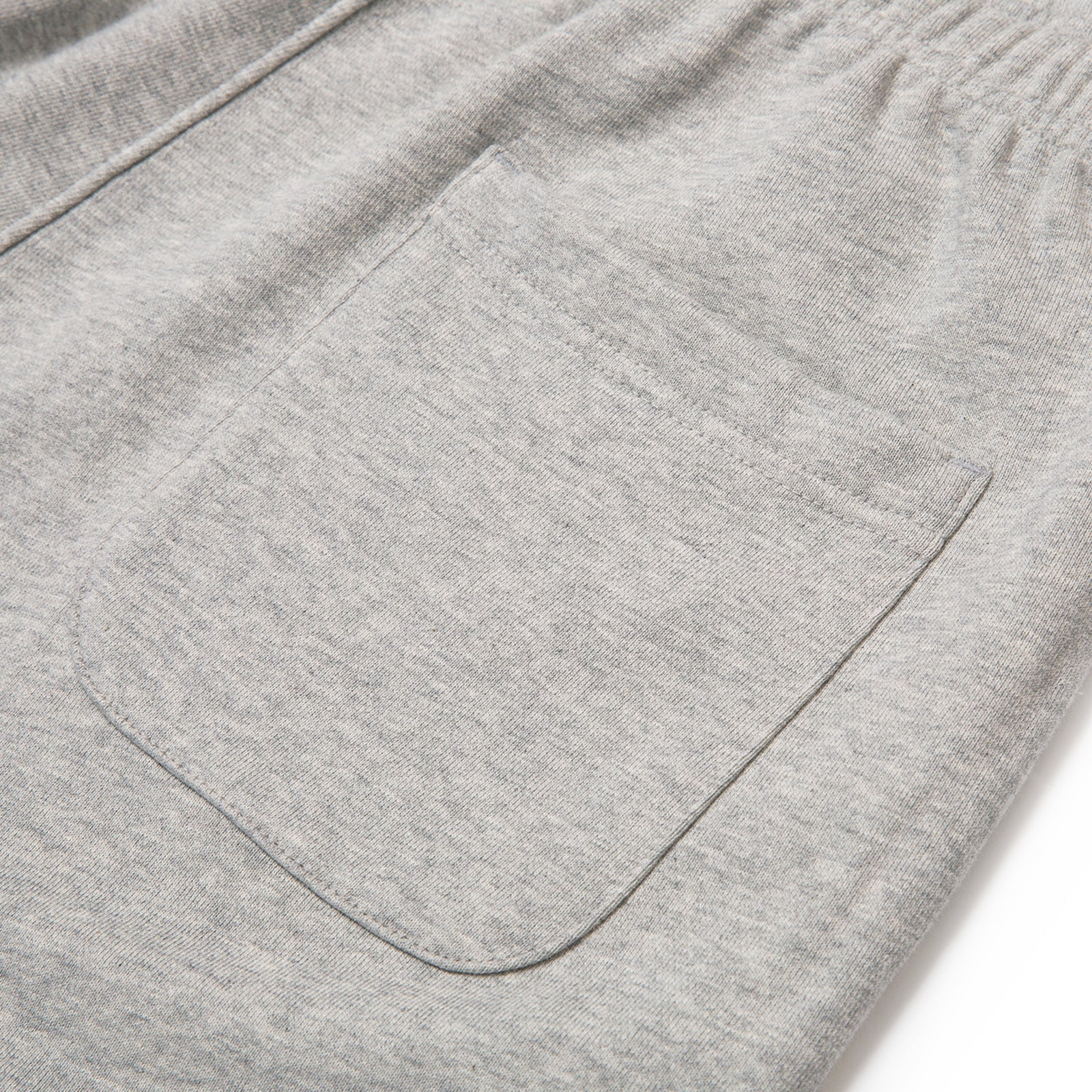 WENDY SWEAT SHORTS (GREY)