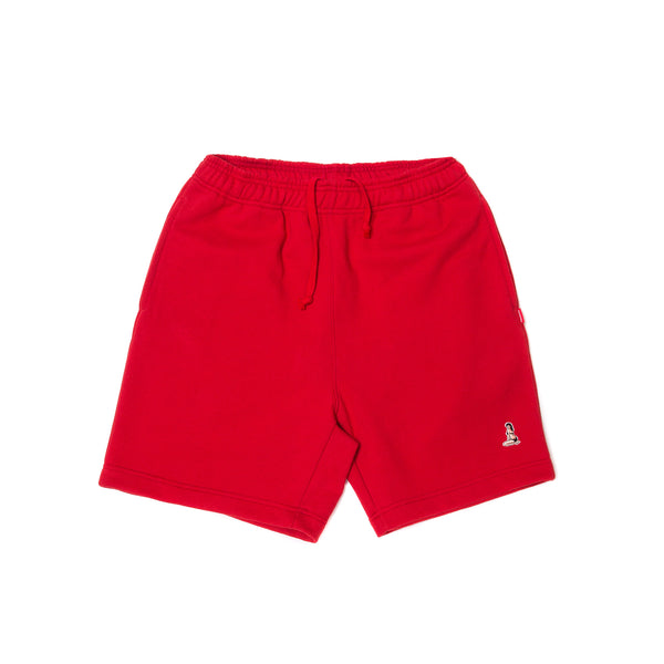 WENDY SWEAT SHORTS (RED)