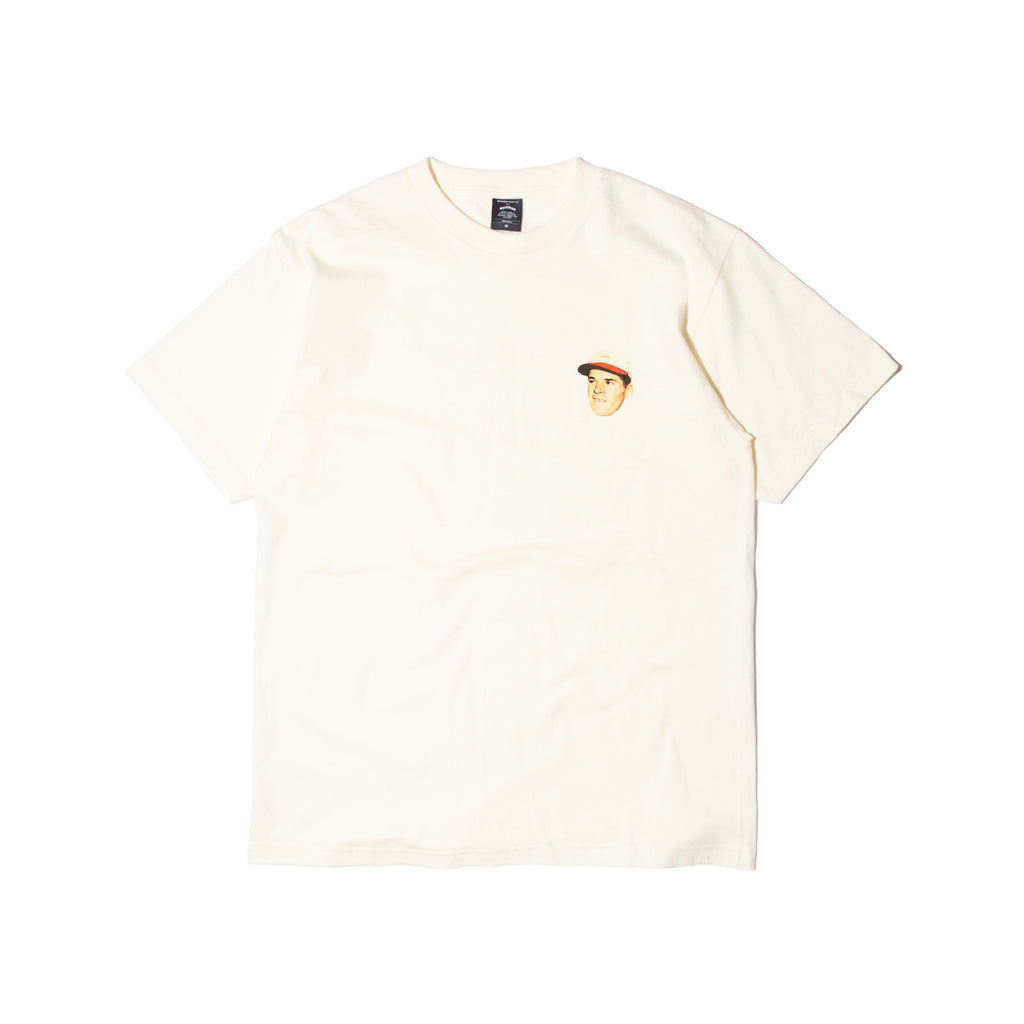 PLAYER TEE (IVORY)