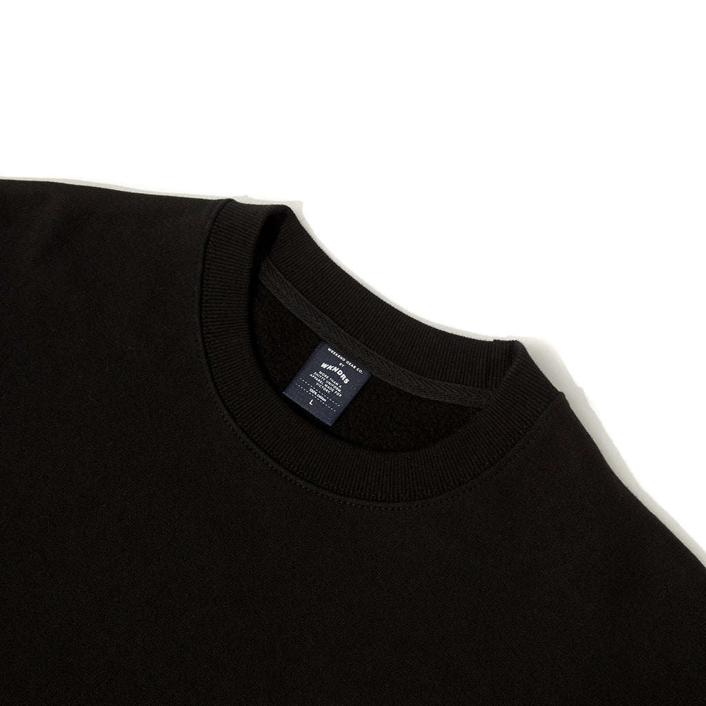 FOSL SWEATSHIRT (BLACK)