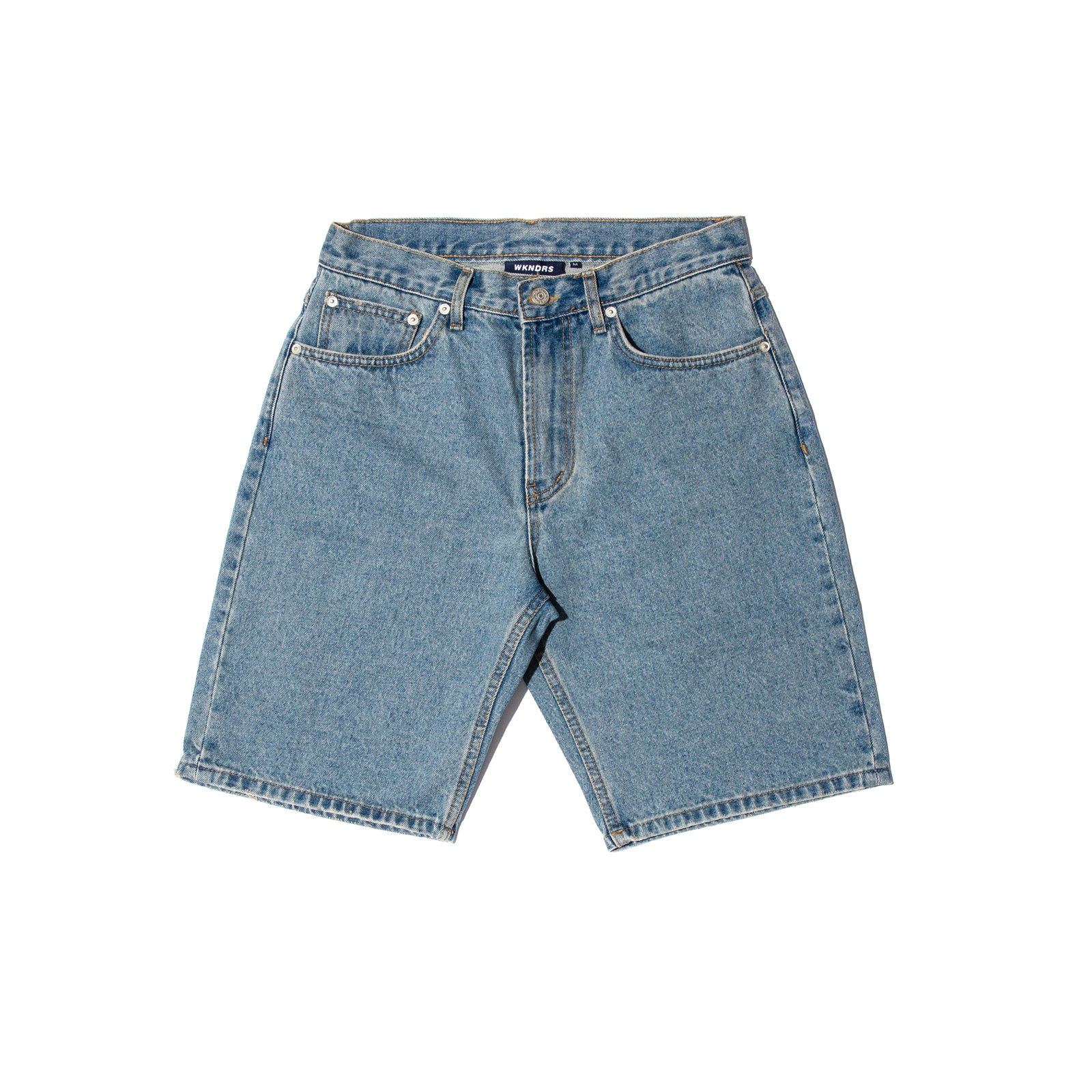 BASIC DENIM SHORTS (L.DENIM)