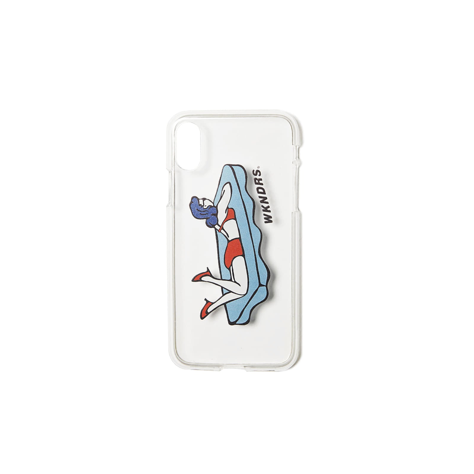FG Iphone CASE (WHITE)
