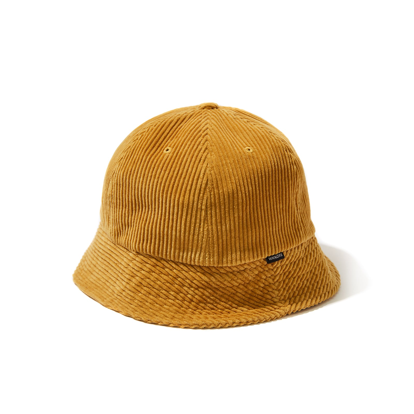 CORDUROY BUCKET HAT (BROWN)