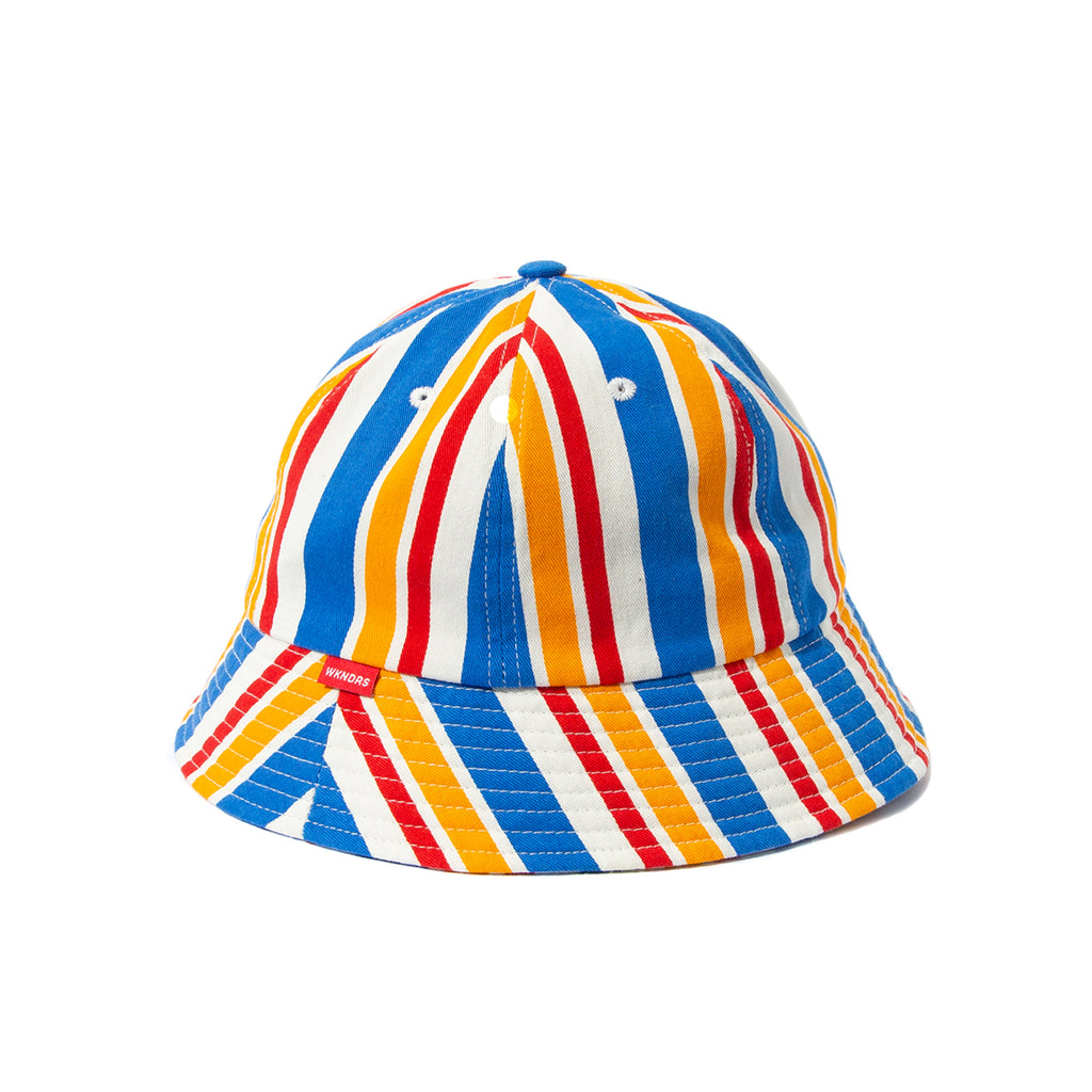 RETRO BUCKET HAT (BLUE)
