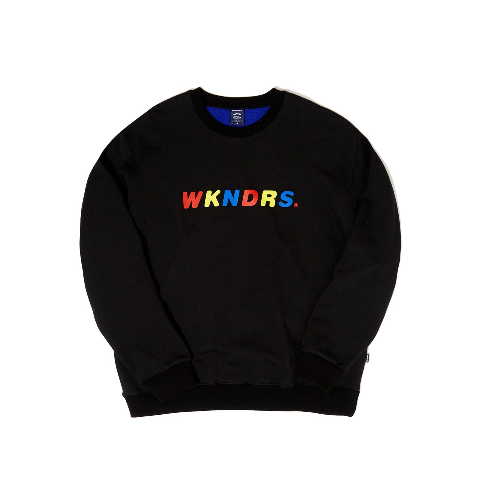 LOGO SWEATSHIRT (BLACK)