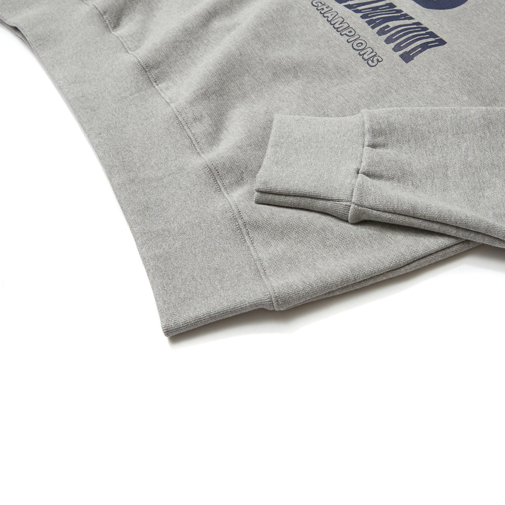 COLLEGE SWEATSHIRT (GREY)