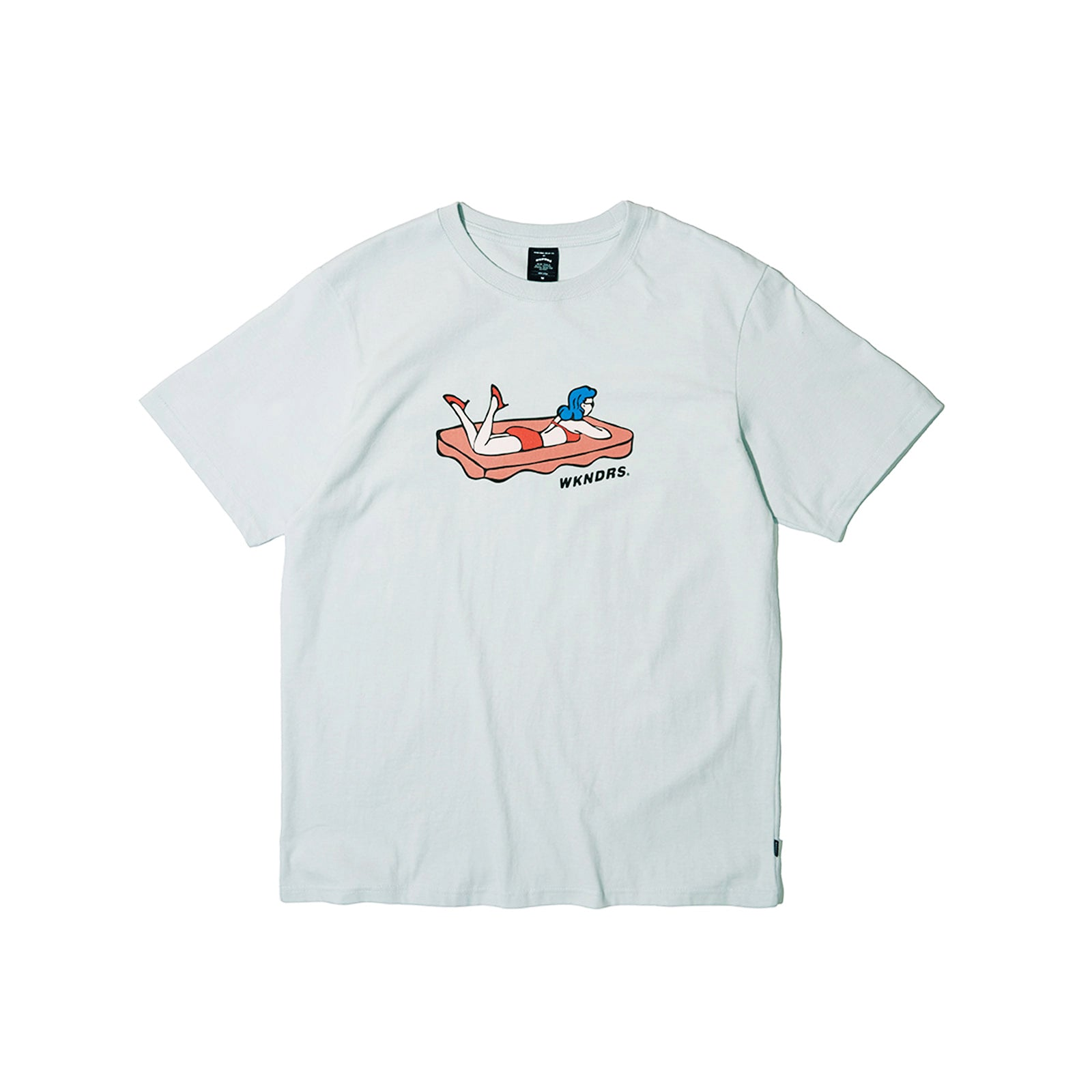 FG HERO TEE (S.BLUE)