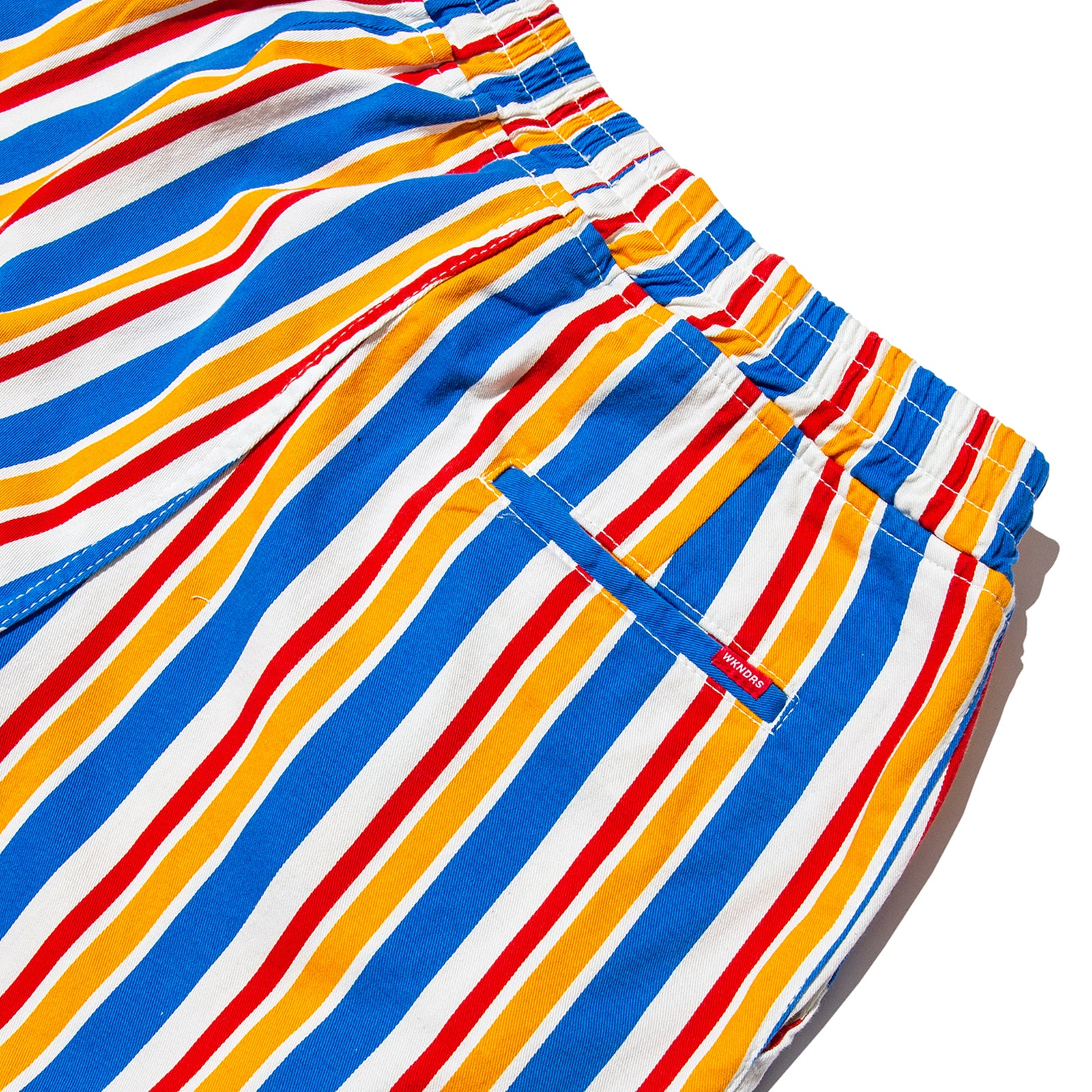 RETRO STRIPED PANTS (BLUE)