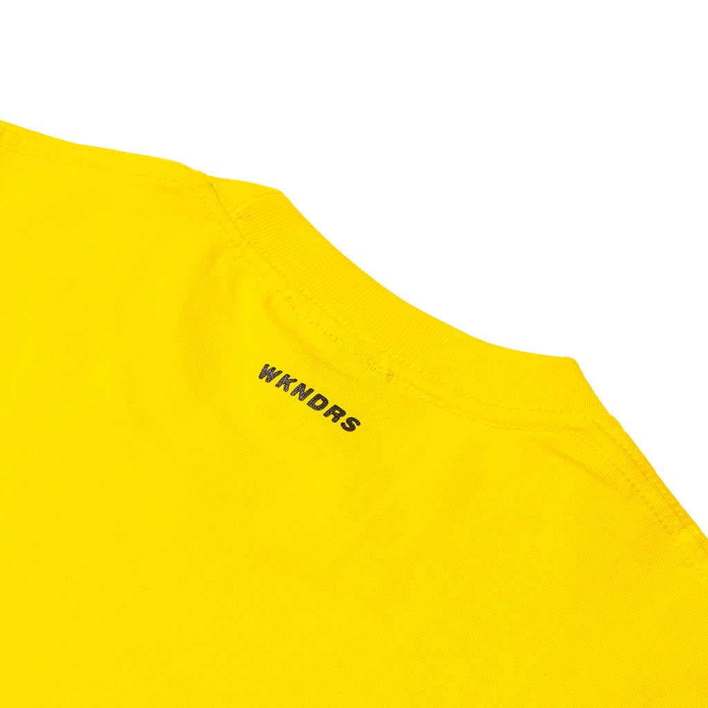 BASIC LOGO TEE (YELLOW)