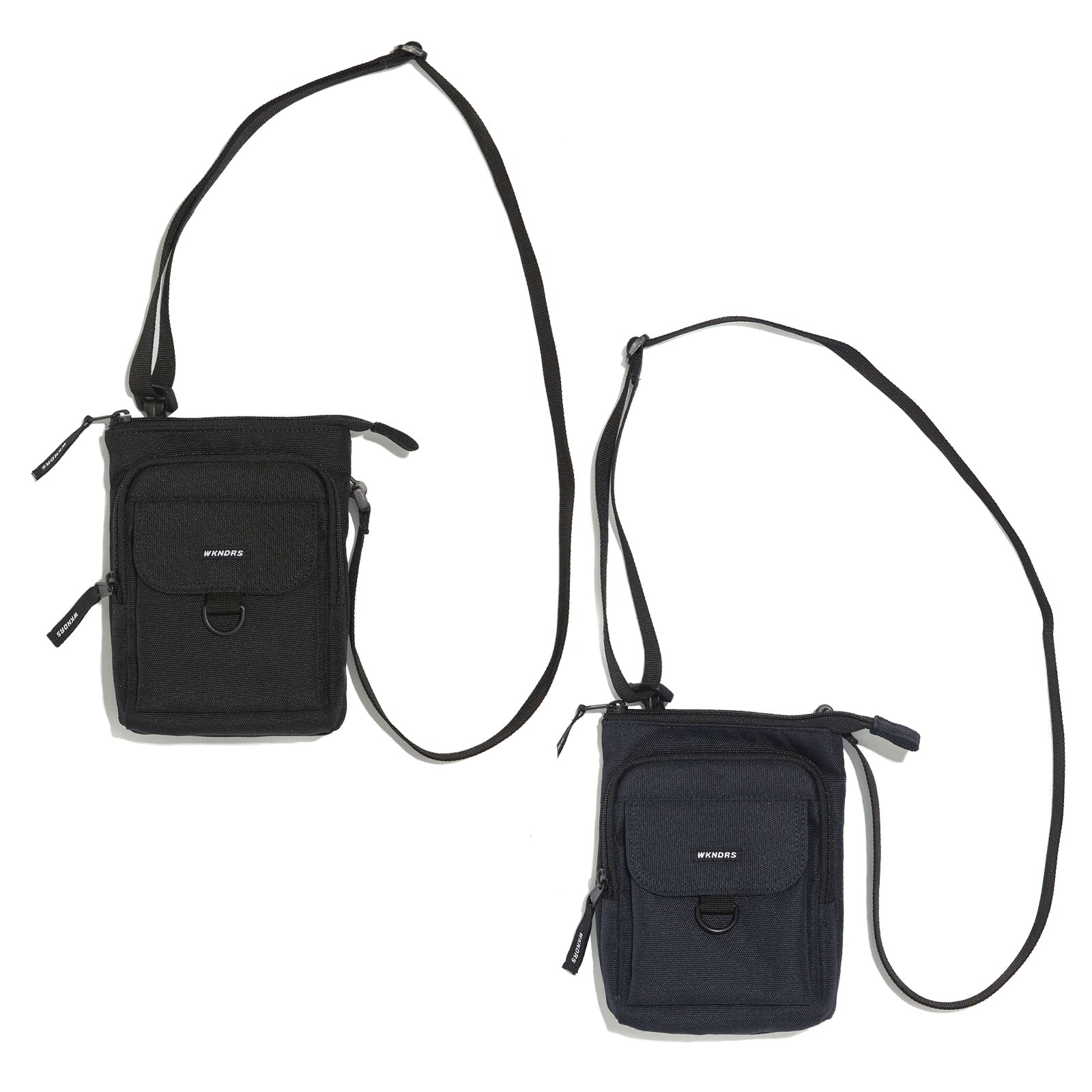 WKNDRS CROSSBAG (BLACK)