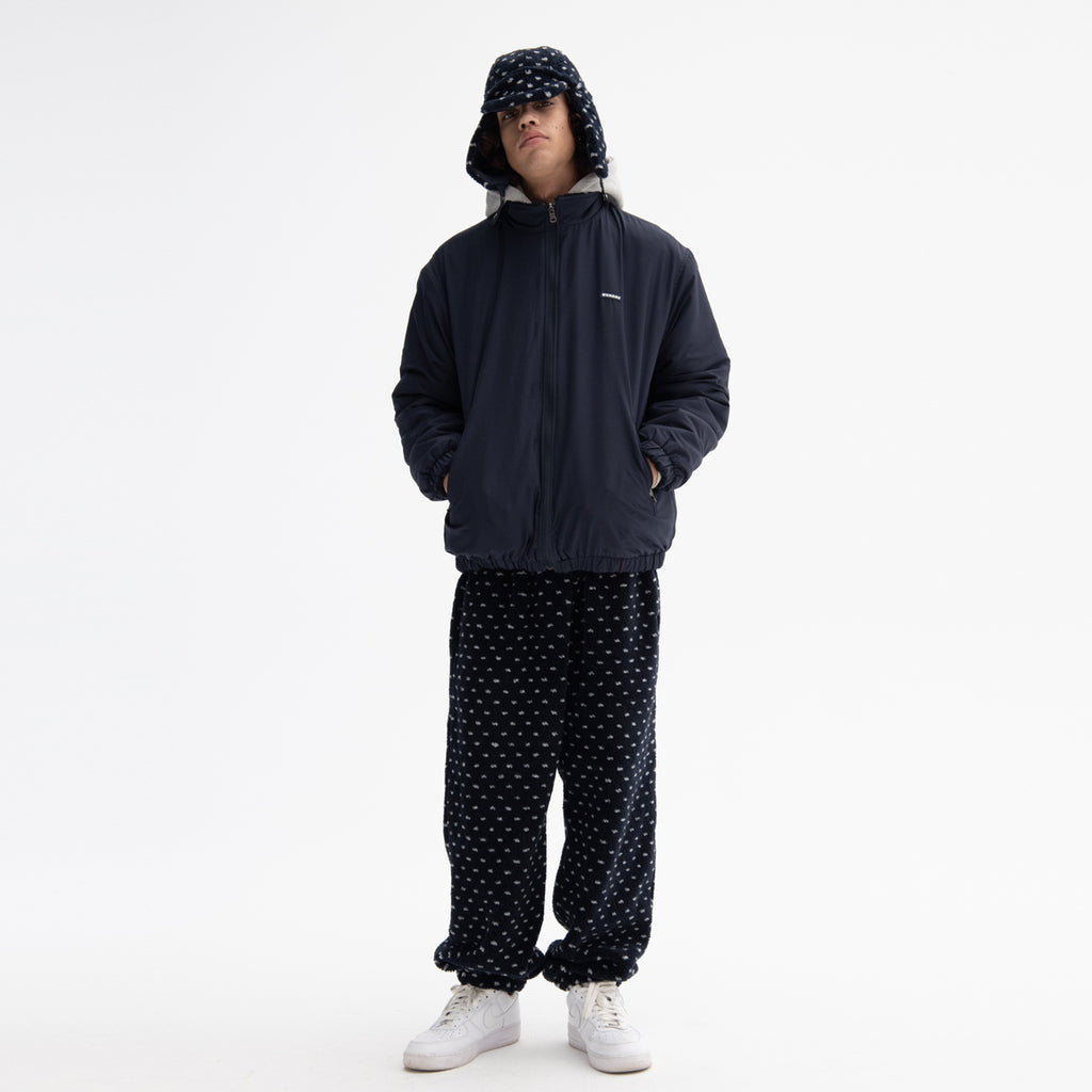 PIXEL DUMBLE PANTS (NAVY)