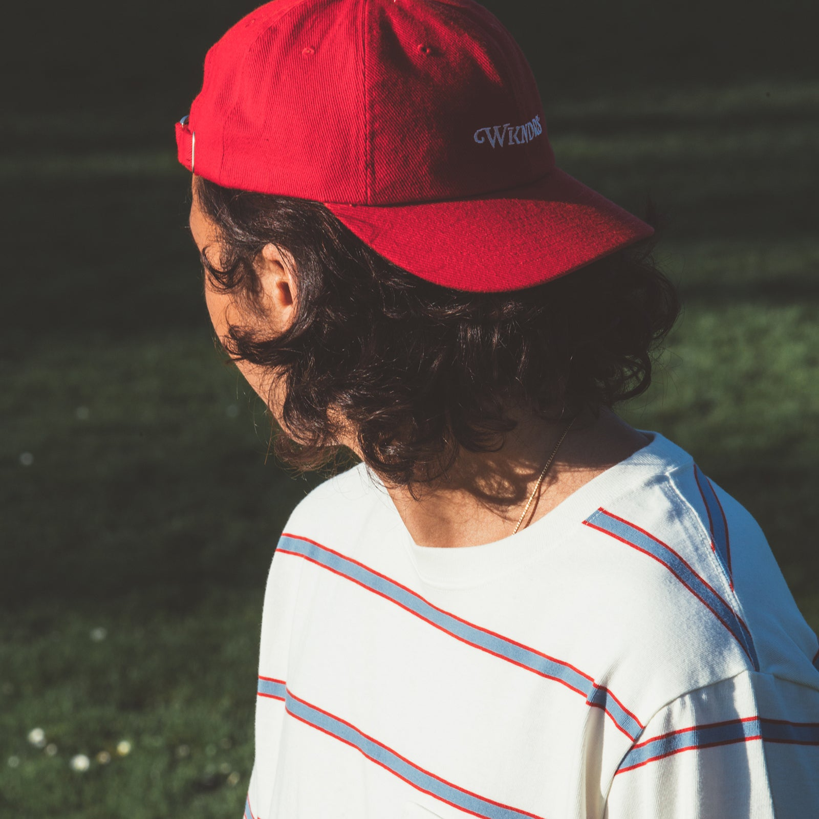 TEENAGER CAP (RED)