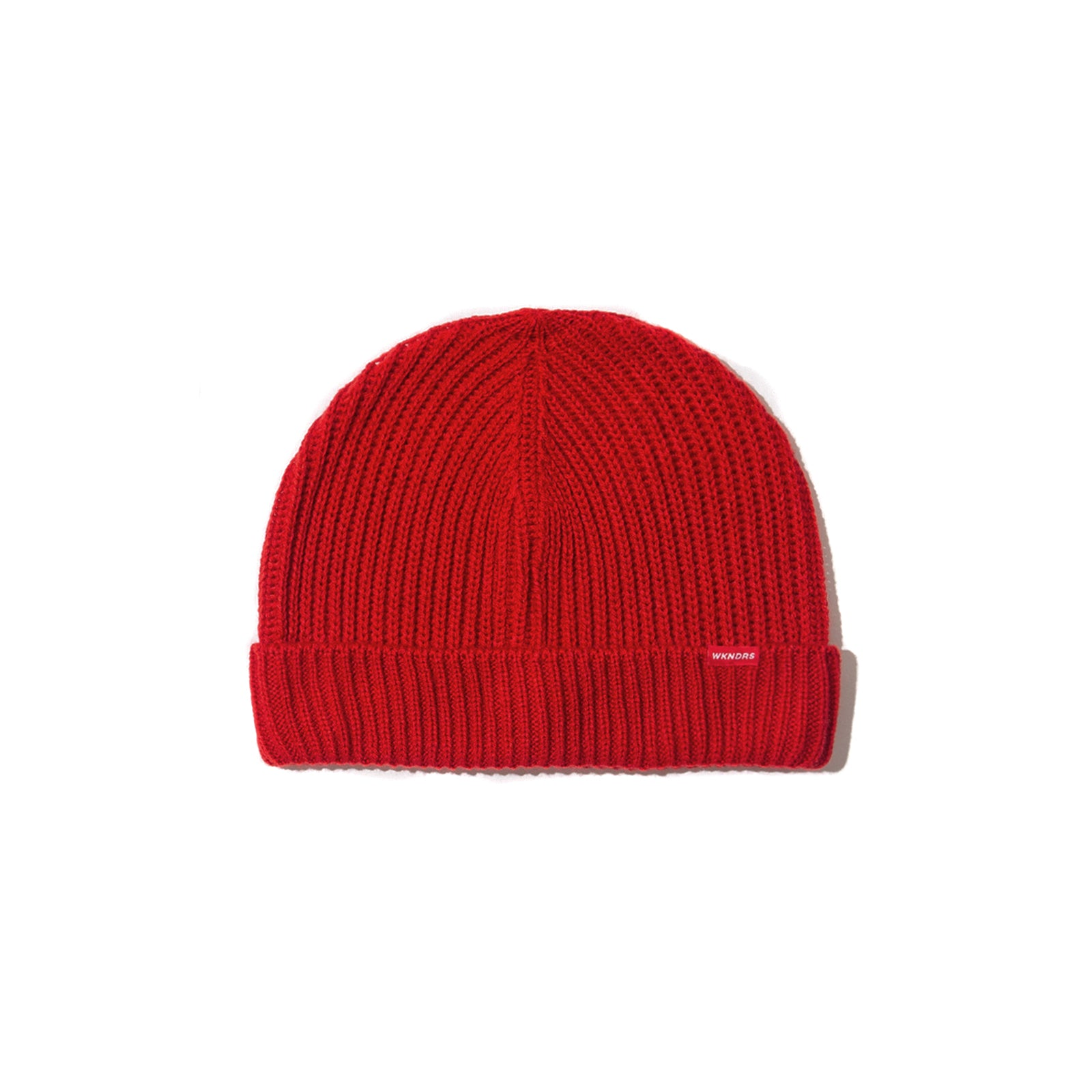 BASIC BEANIE (RED)