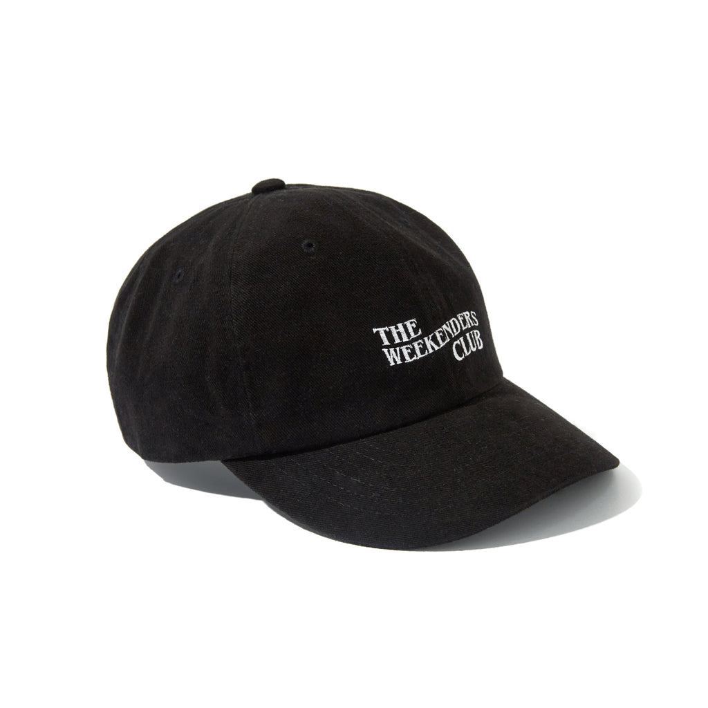 THE WEEKENDERS CLUB CAP (BALCK)