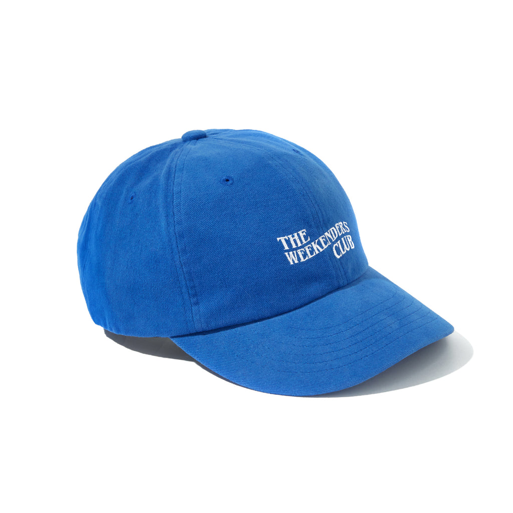 THE WEEKENDERS CLUB CAP (BLUE)