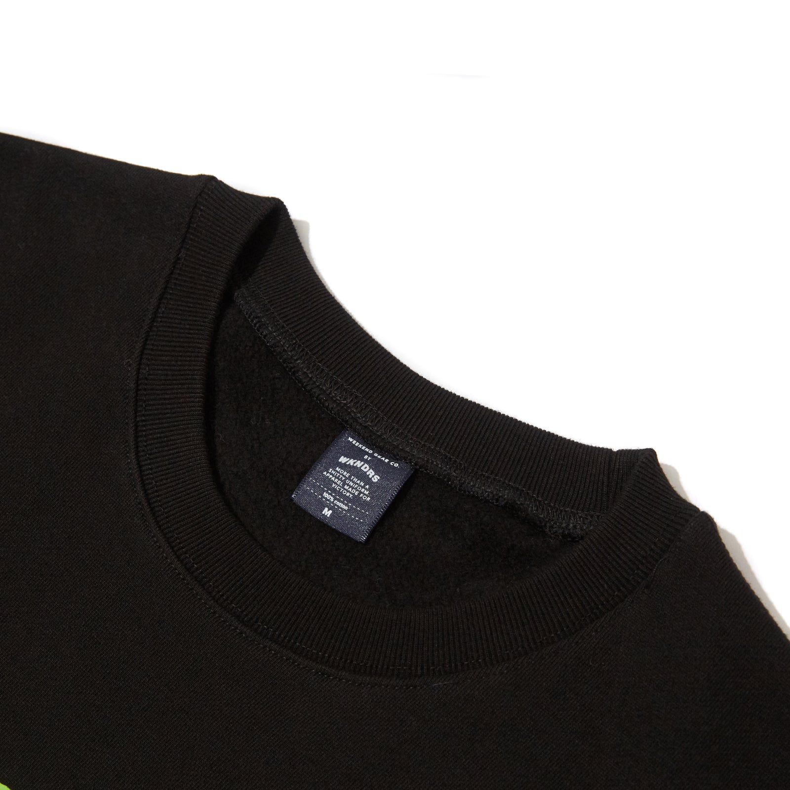FSS SWEATSHIRT (BLACK)