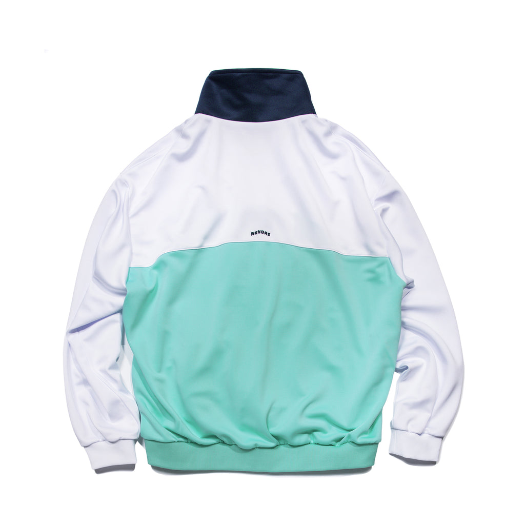 WKNDRS TRACK JACKET (MINT)