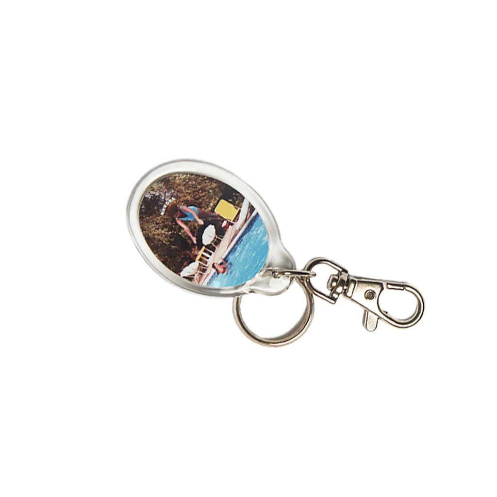 DIVING KEYRING (NAVY)