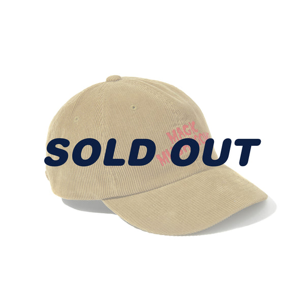 MAGIC MUSHROOMS CAP (KHAKI)