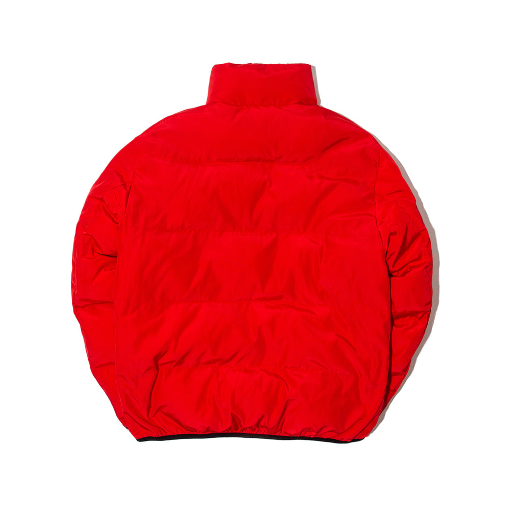 REVERSIBLE PADDING JUMPER (RED)