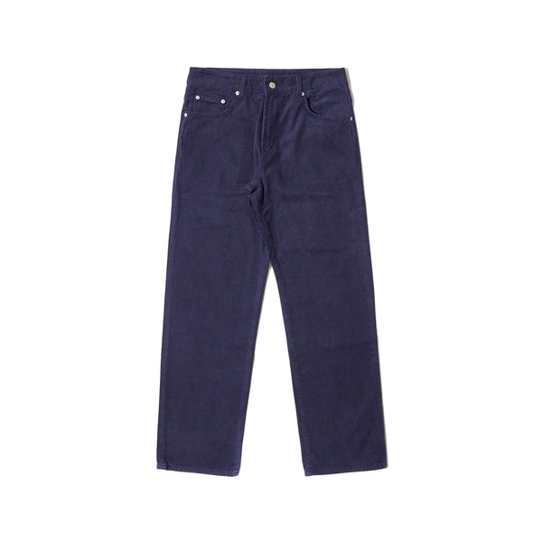BASIC COTTON PANTS (BLUE)