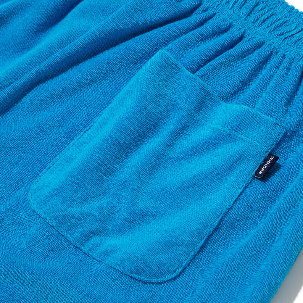 TOWEL SHORTS (BLUE)