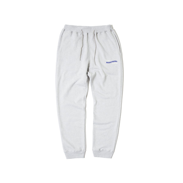 THE WEEKENDERS SWEAT PANTS (GREY)