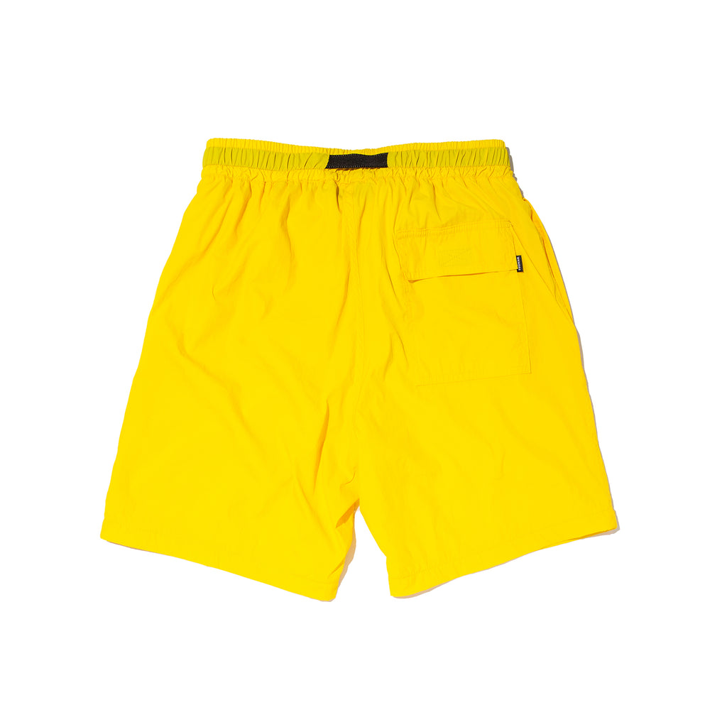 WKNDRS SHORTS (YELLOW)