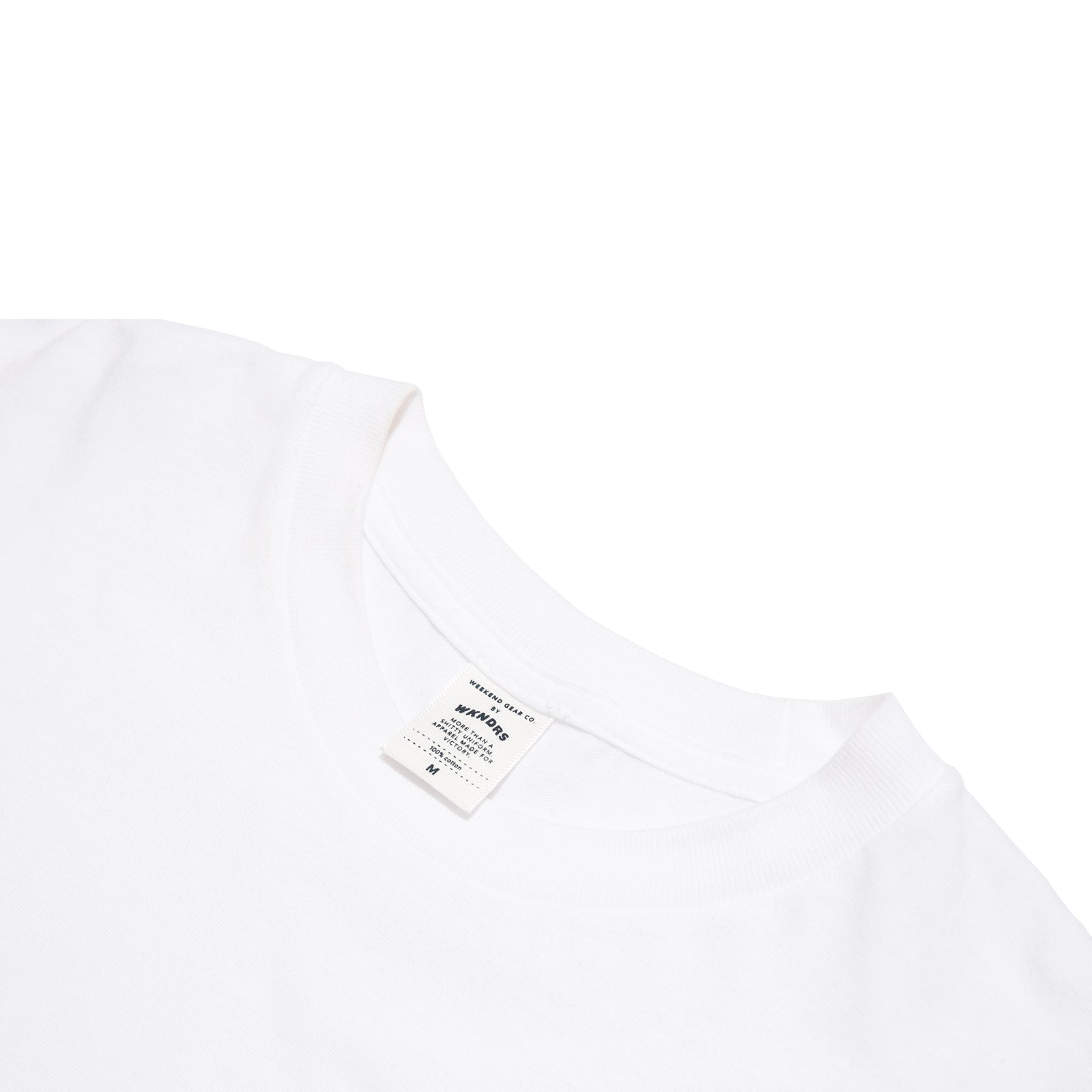 NAP QUEEN TEE (WHITE)