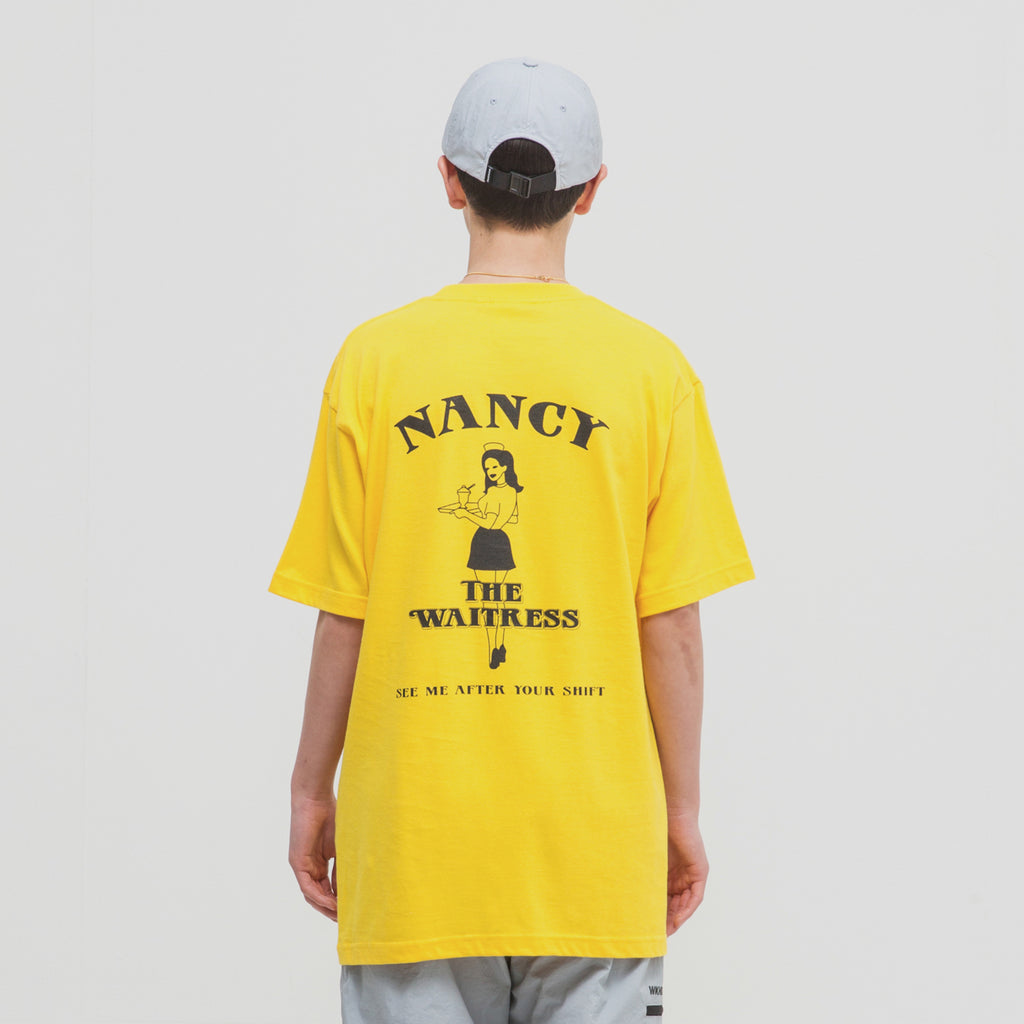 NANCY TEE (YELLOW)