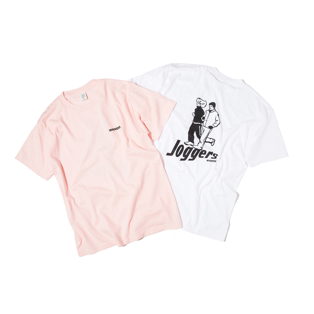 JOGGERS TEE (L.PINK)