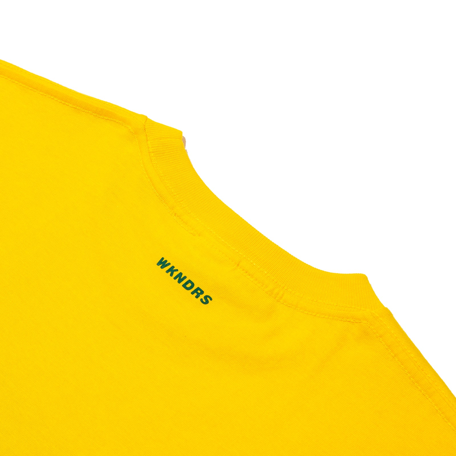 PIZZA TEE (YELLOW)