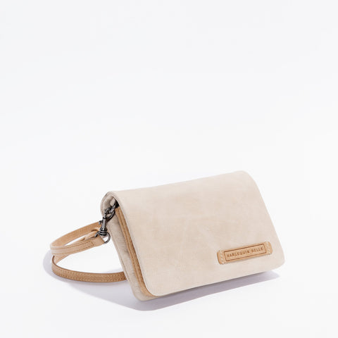 Helsinki Bag - Almond/Toffee