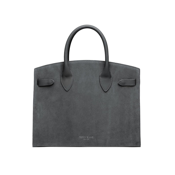 "Kate Duo Leather 12"" - Dark Grey"