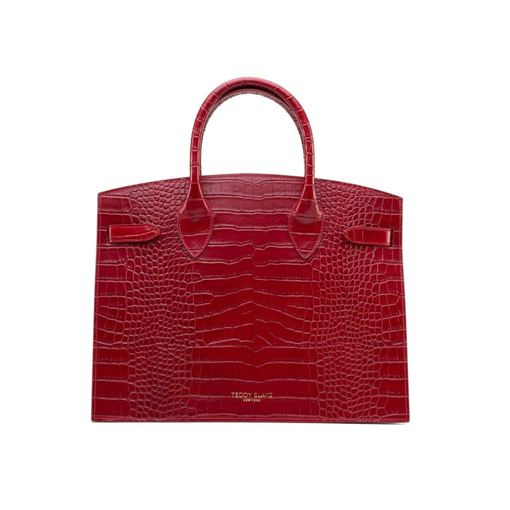 "Kate Croco 12"" - Dark Red"