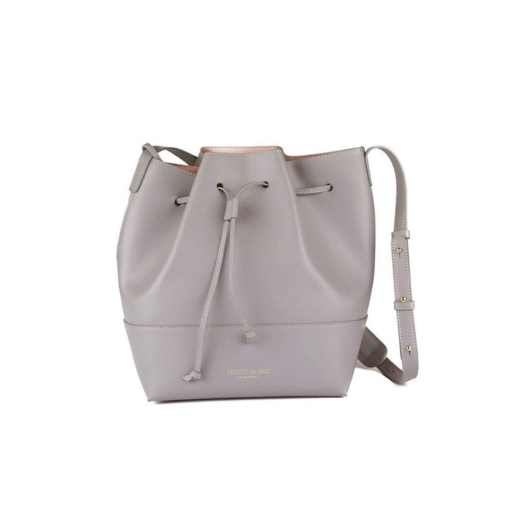 "Eliza Vitello 12"" - Grey/Rose"