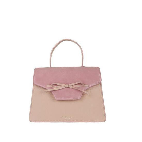 "Maya Duo Leather 10"" - Soft Pink"