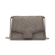 "Sophia Duo Leather 9"" - Beige"