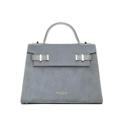 "Ava Duo Leather Gold 11"" - Grey"