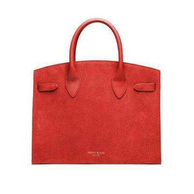 "Kate Duo Leather 12"" - Red"