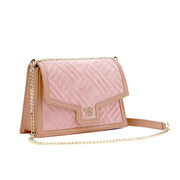 "Sophia Duo Leather 9"" - Pink"