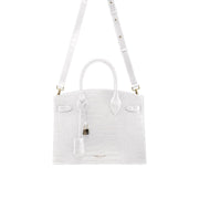 "Kate Croco 12"" - White"