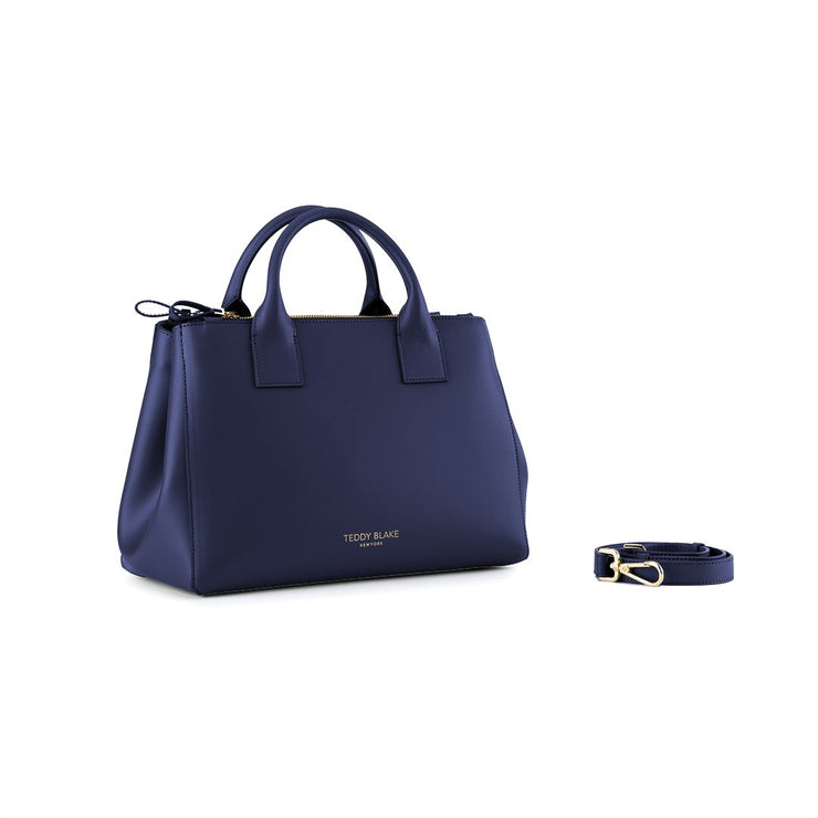 "Bella Vitello 12"" - Navy&Red"