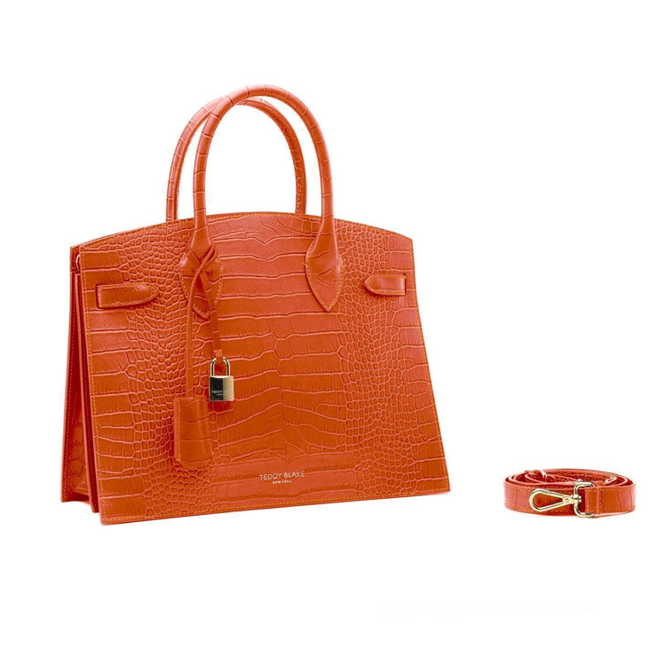"Kate Croco 12"" - Orange"