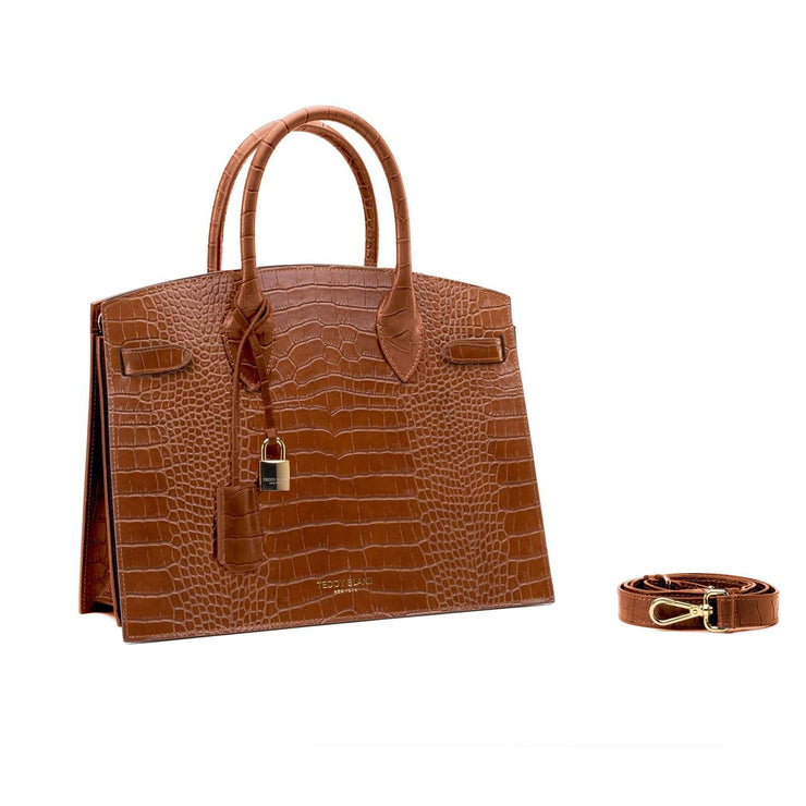 "Kate Croco 12"" - Camel Brown"