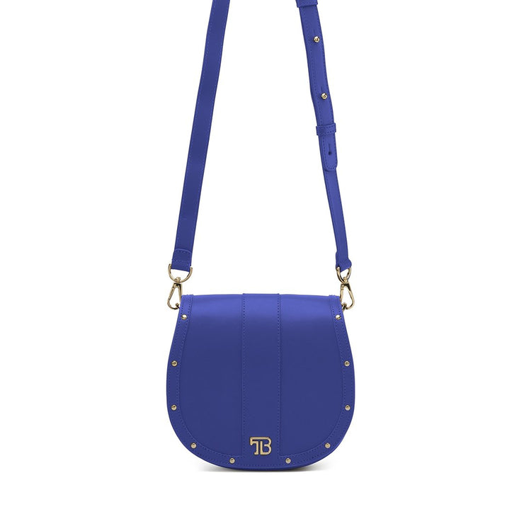 "Sara Oro 7"" - Royal Blue&Black"