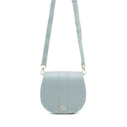 "Sara Oro 7"" - Light Blue&Black"