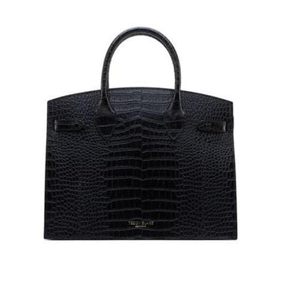 "Kate Croco 12"" - Black"