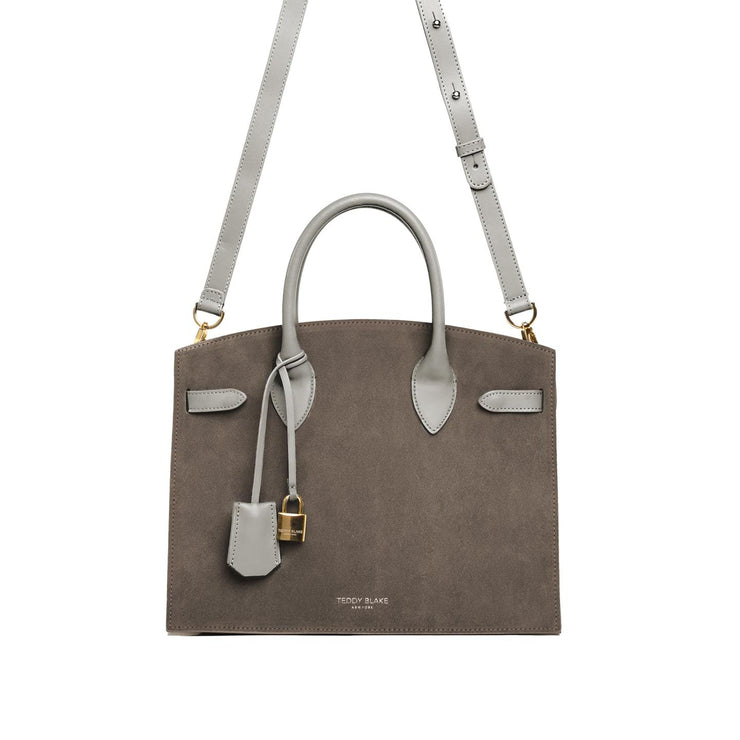"Kate Duo Leather 12"" - Beige&Light Beige"