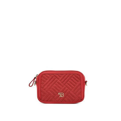 "Zoe Duo Leather 7"" - Red"